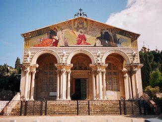 Иерусалим христианский.