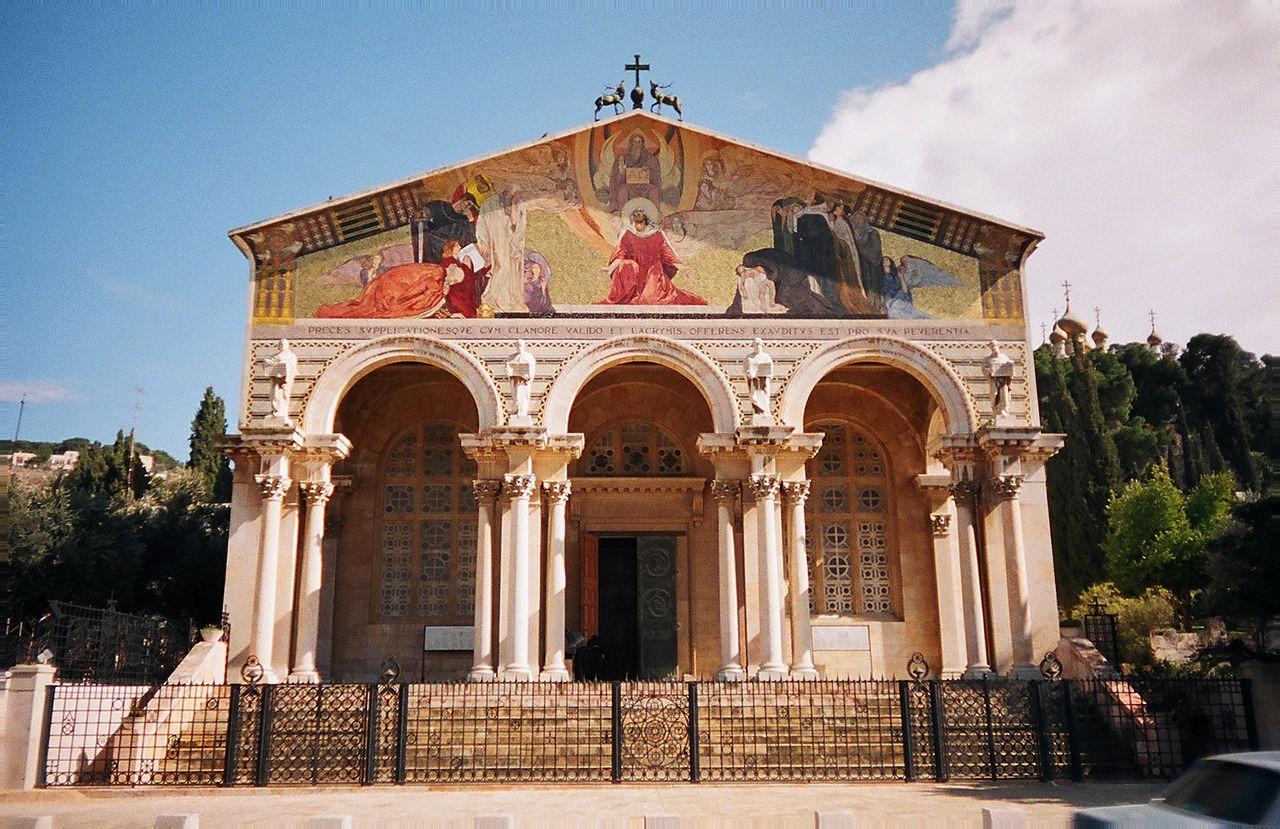 11 Церковь всех наций