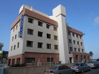 Гостиница Ginot Yam Hotel Netanya