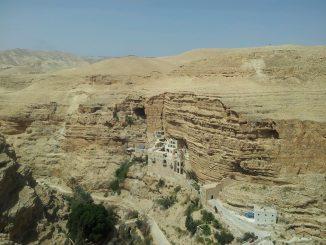 Иерихон. Каранталь.Монастыри Иудейской пустыни.  Каср аль-Йехуд