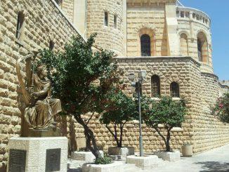 Иерусалим – город трех религий.