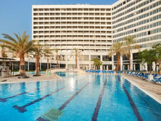 Гостиница Crowne Plaza Dead Sea