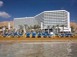 Мертвое море. SPA в гостинице с обедом.