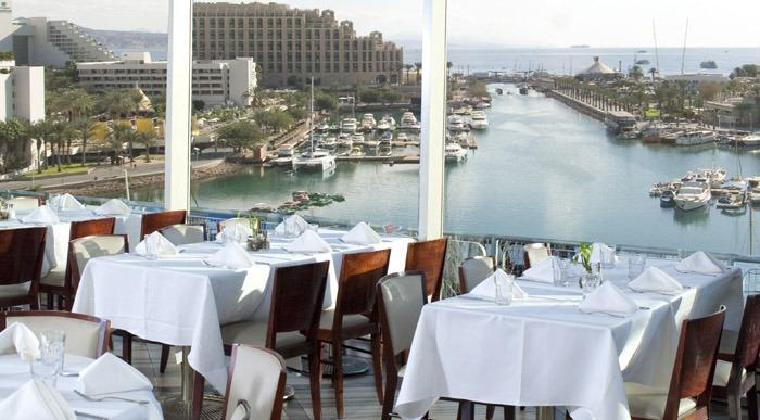 Crowne_Plaza_Eilat_lunch