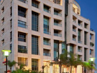 Гостиница Crowne Plaza Hotel Haifa