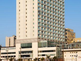 Гостиница  Crowne Plaza Hotel Tel-Aviv