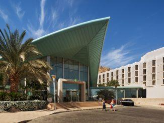 Гостиница Prima Oasis Dead Sea