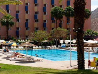 Специальное предложение:  гостиница Prima Music Hotel Eilat 08.09.19-12.09.19