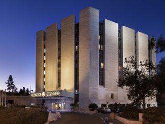 Гостиница Prima Park Jerusalem