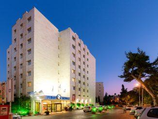 Гостиница  Prima Royale Hotel Jerusalem.