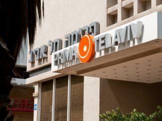 Гостиница  Prima Hotel Tel-Aviv