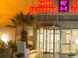 Гостиница Residence Hotel Netanya