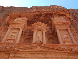 Экскурсия в Петру (Иордания) на один день.