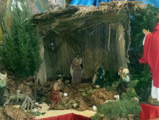 6 января. Рождество в Вифлееме. Ночная литургия.