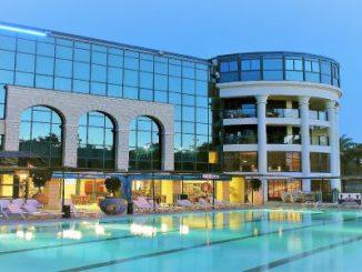 Специальное предложение: отель Central Park Eilat